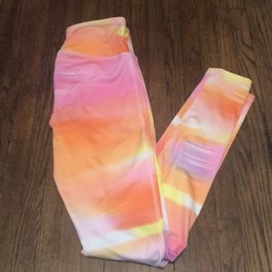 Size Small Forever 21 Workout Leggings